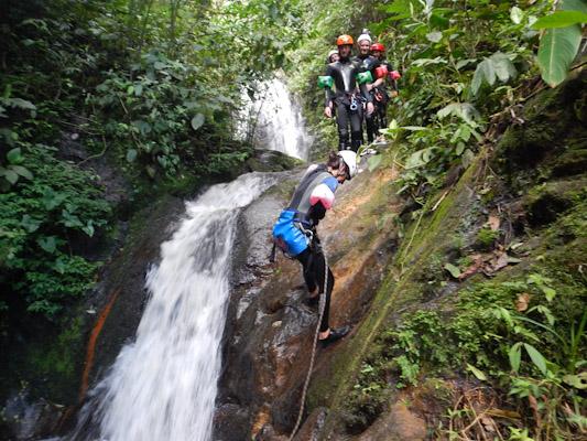 canyoning-à-baños-tout-equateur
