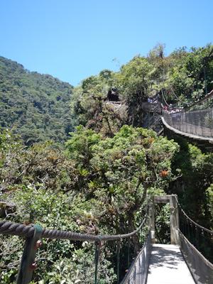 ponts-suspendus-pailon-del-diabo-baños-tout-equateur
