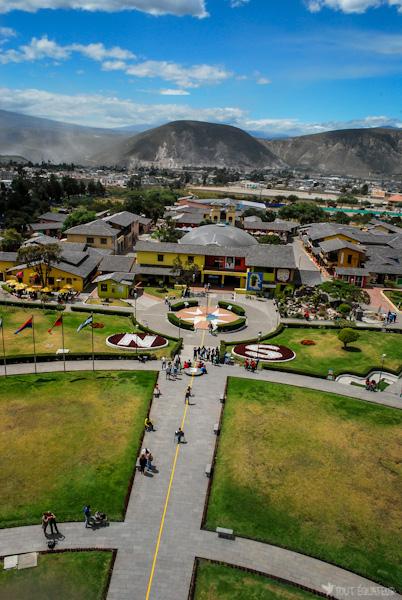 vue-du-haut-moonument-tout-equateur