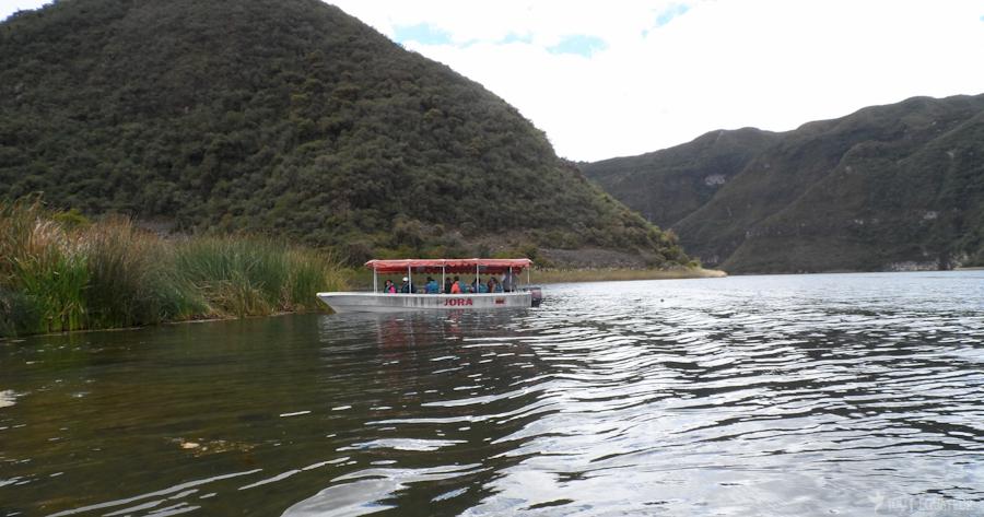 lagune cotacachi tout équateur