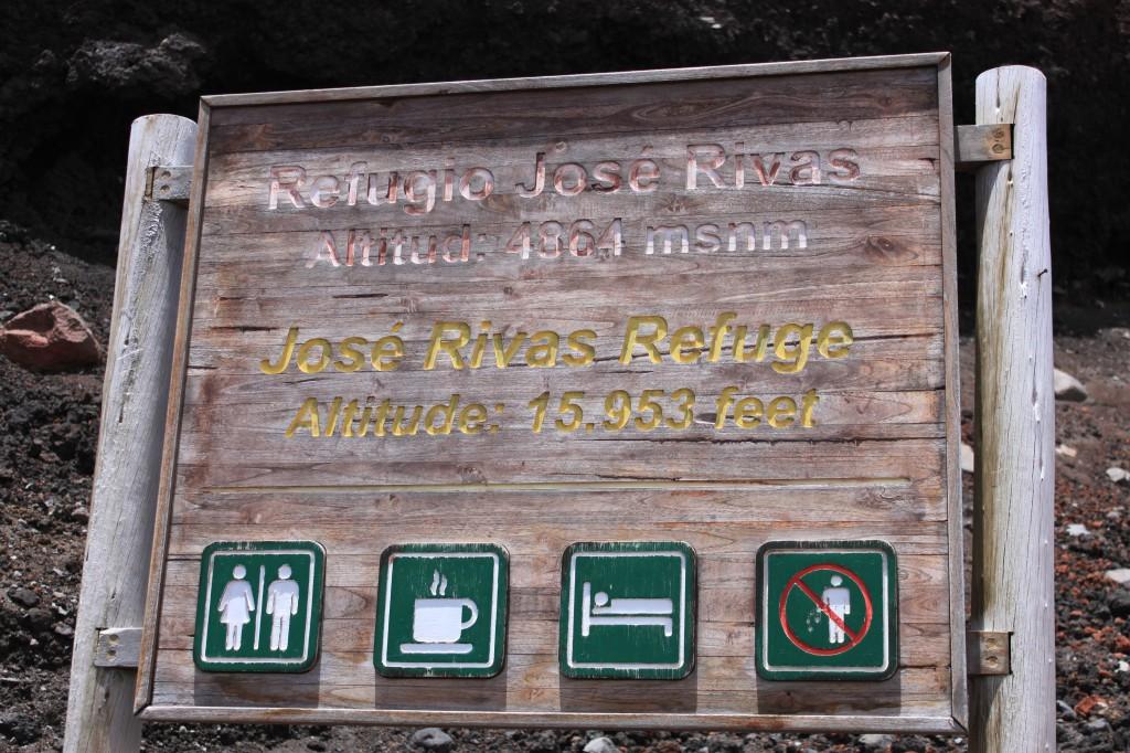 Refuge Cotopaxi
