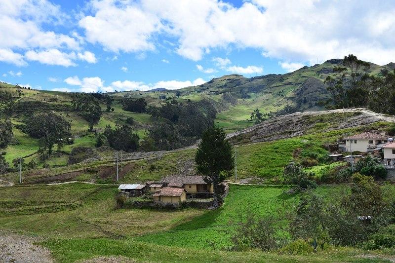 ingapirca-paysage