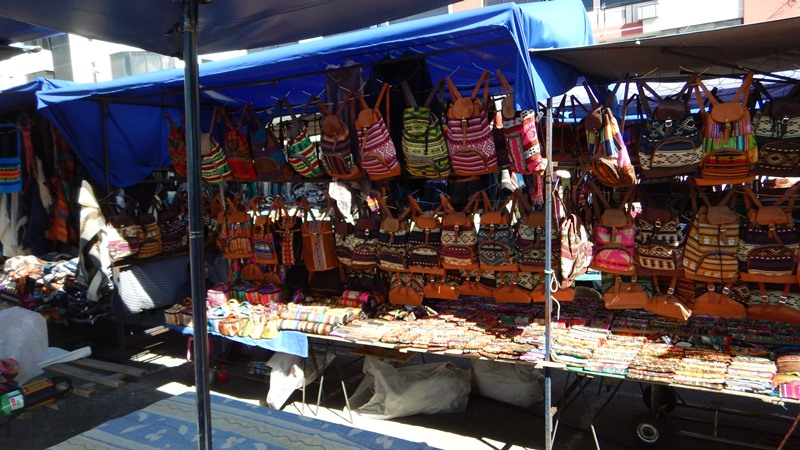 Marché Otavalo