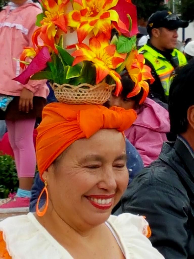 Carnaval de Quito - Valerie Florval