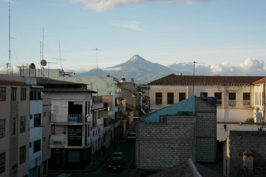 Jolicoeur Tungurahua