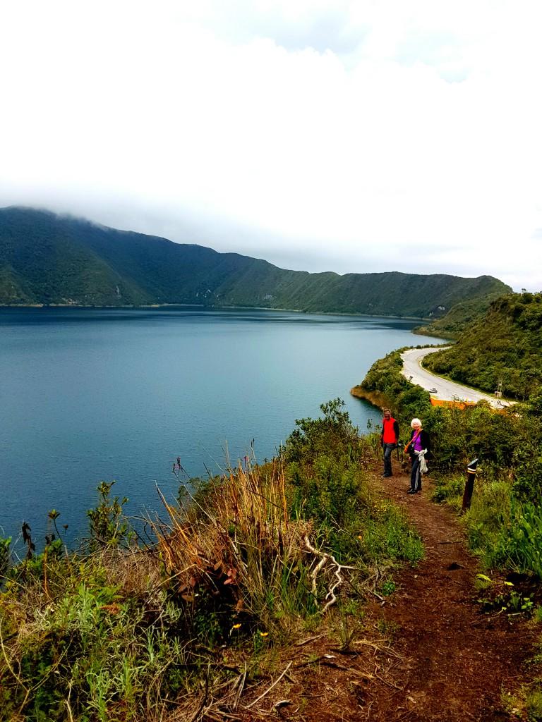 Lagune de Cuicocha 2 - Valerie Florval
