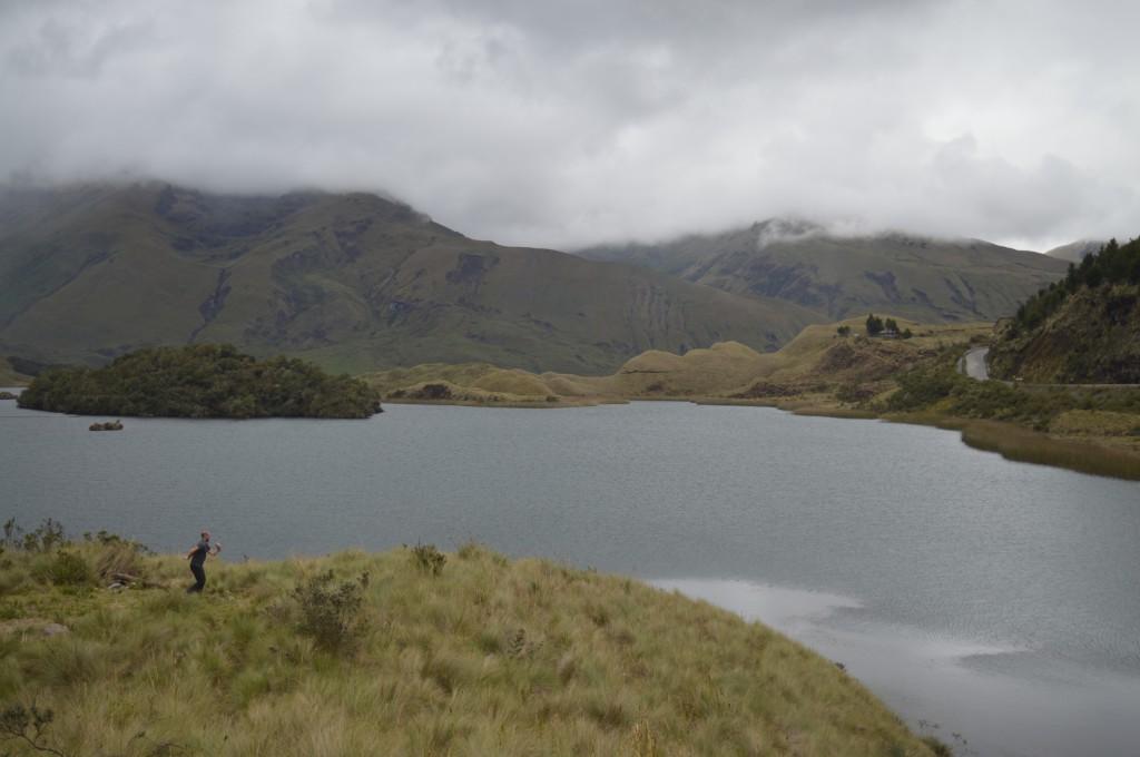 Route entre Macas et Rio Bamba