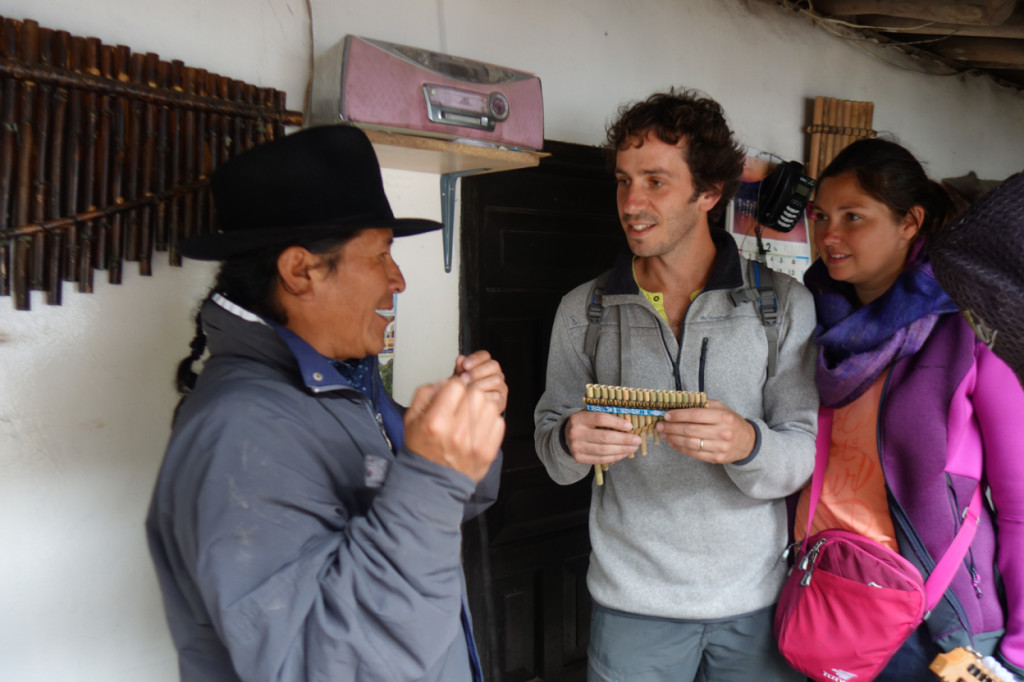 Otavalo 14 - Naud
