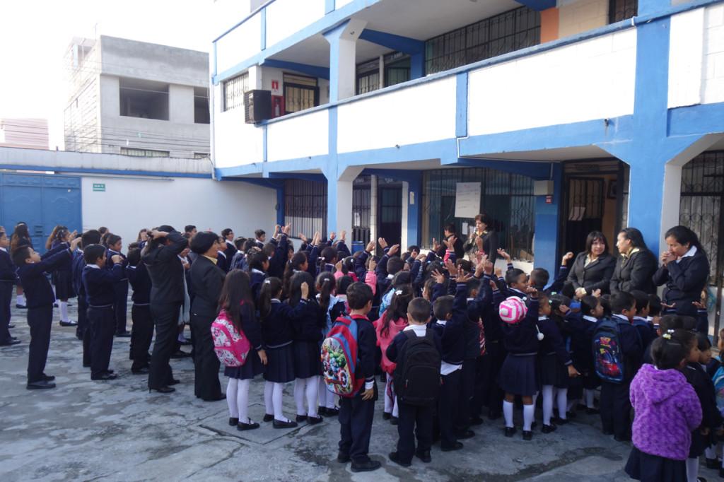Quito Ecole 11 - Naud