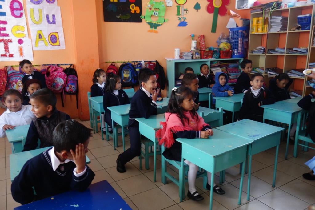 Quito Ecole 12 - Naud
