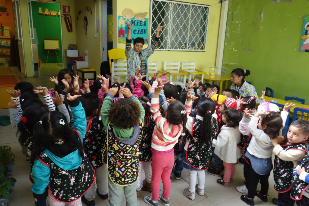 Quito Ecole 2 - Naud