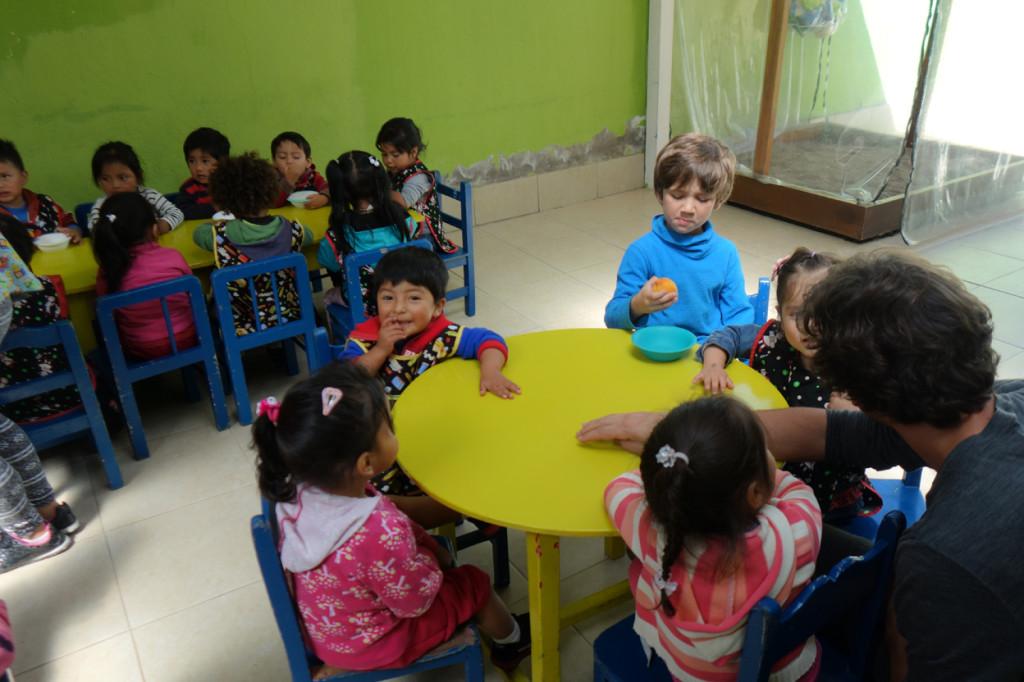 Quito Ecole 3 - Naud