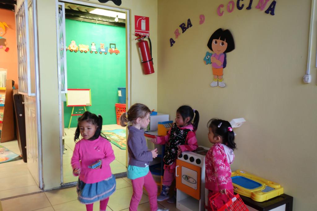 Quito Ecole 4 - Naud