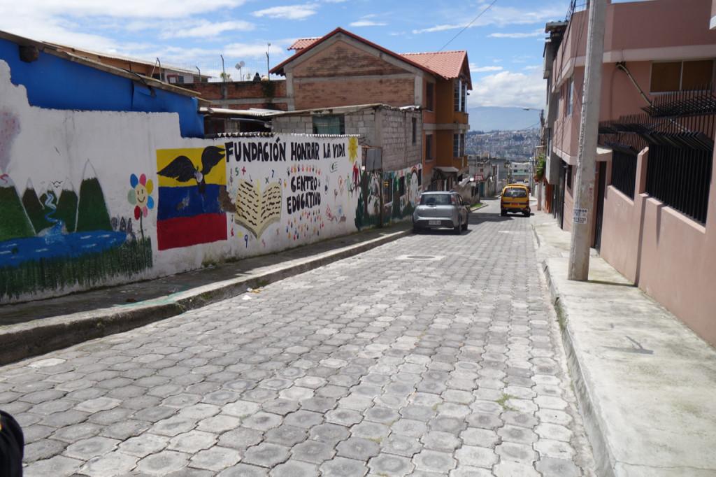 Quito Ecole 5 - Naud