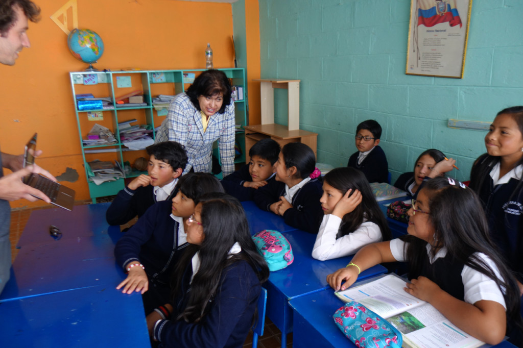 Quito Ecole 6 - Naud