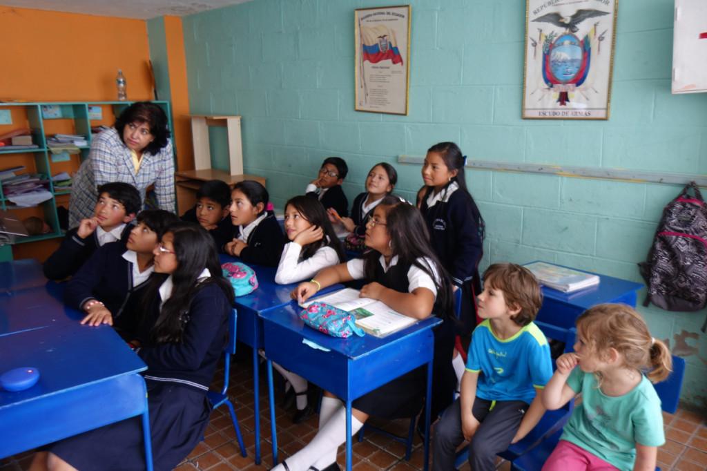 Quito Ecole 7 - Naud