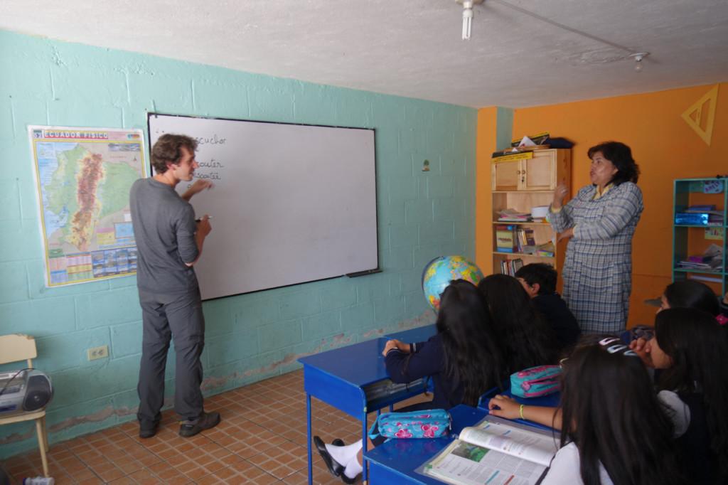 Quito Ecole 8 - Naud