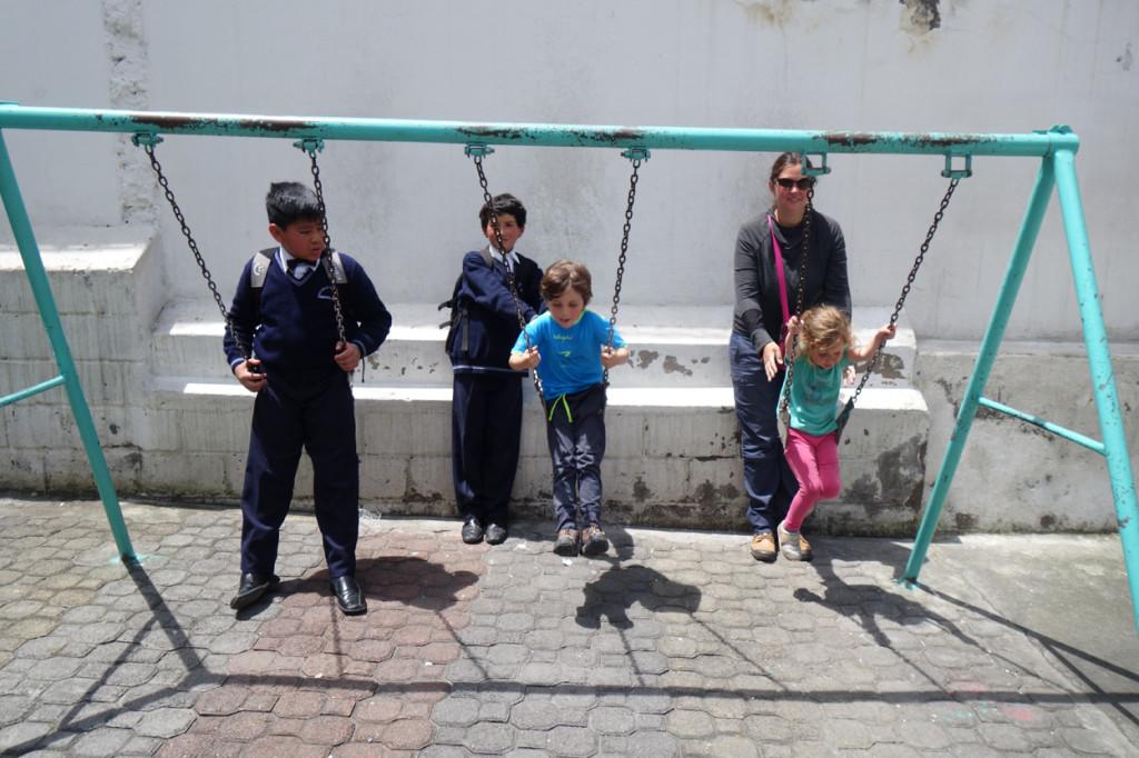 Quito Ecole 9 - Naud