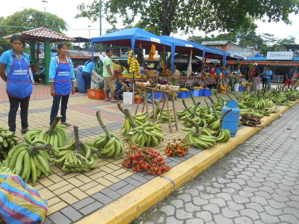 20170506 0775 Puerto Misahualli - Marché