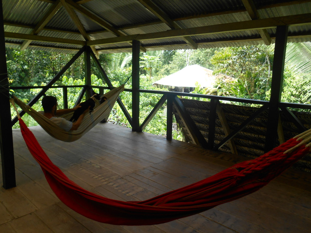 20170506 0867 Puerto Misahualli - Jungle Lodge