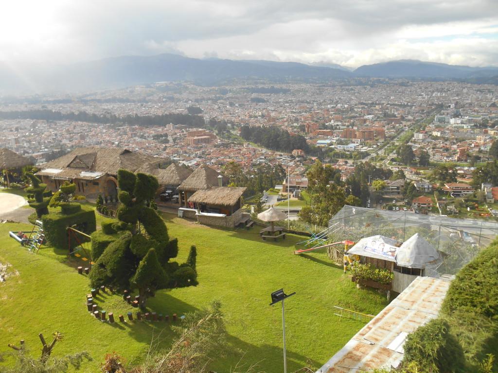 20170510 1333 Cuenca - Mirador de Turi