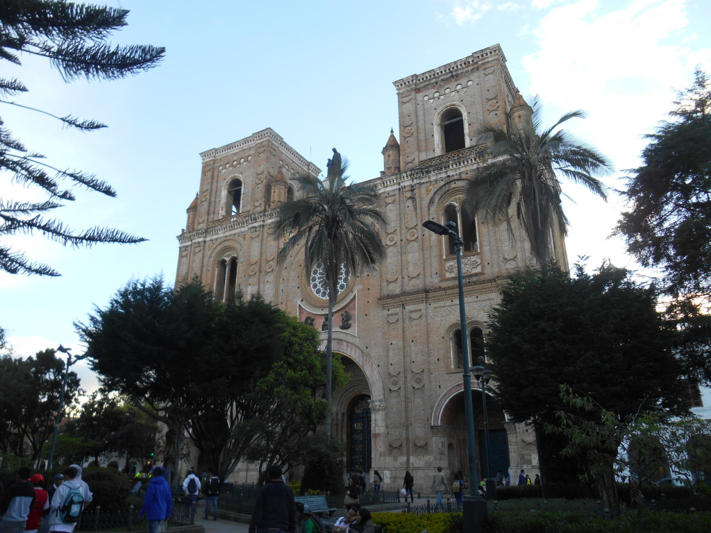 20170510 1358 Cuenca - Cathédrale