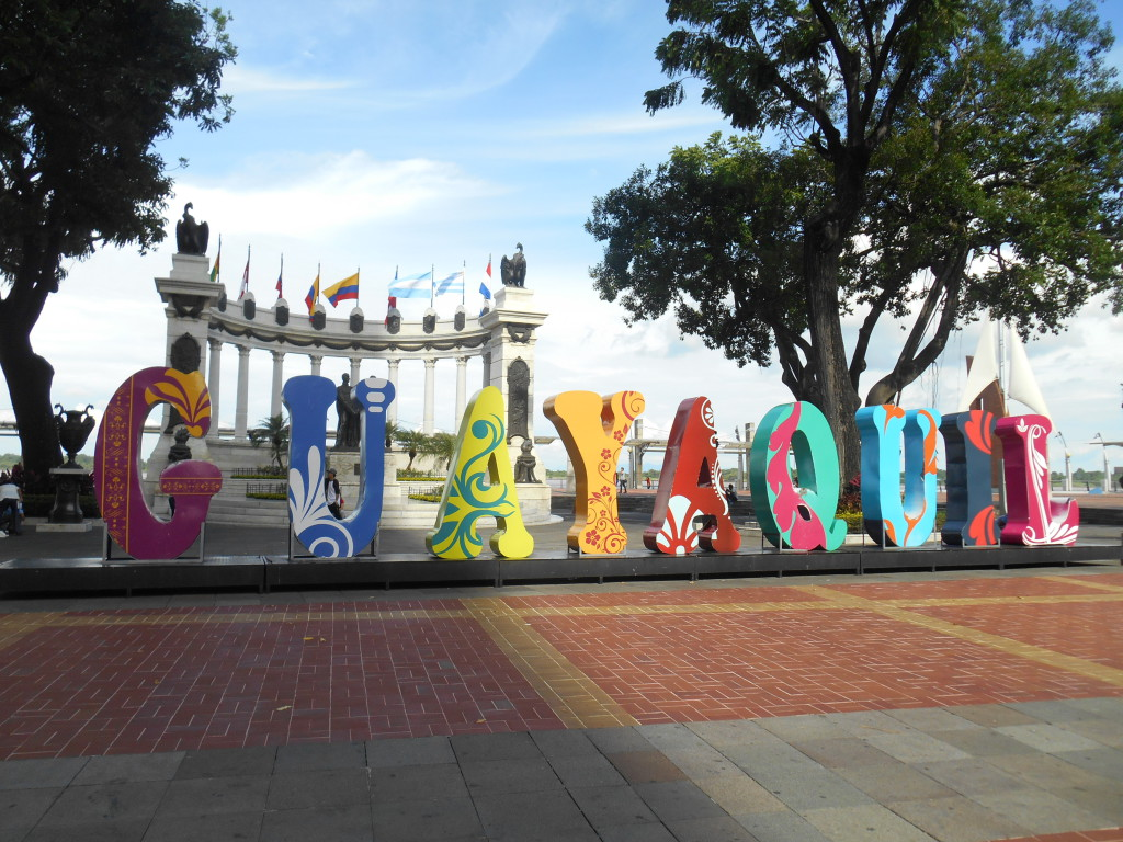 20170511 1373 Guayaquil - Malecon