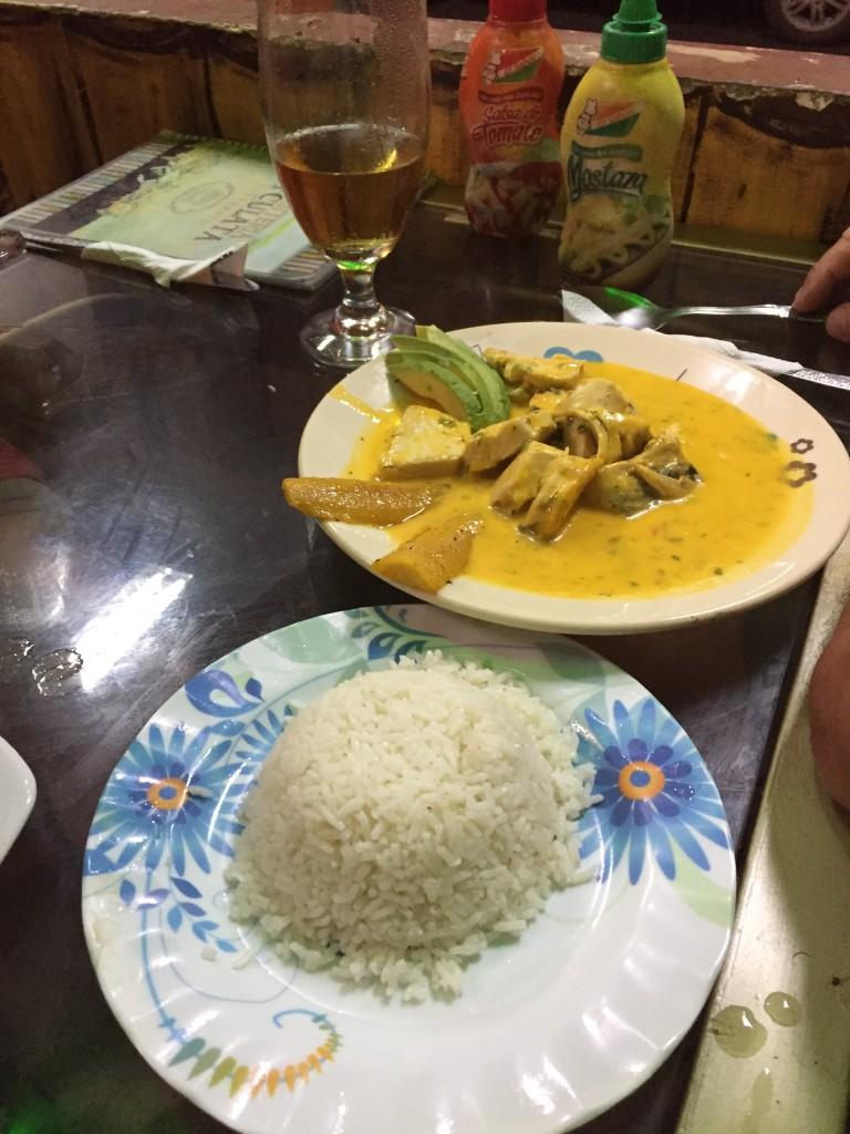 20170511 1446 Guayaquil - Picanteria La cualata