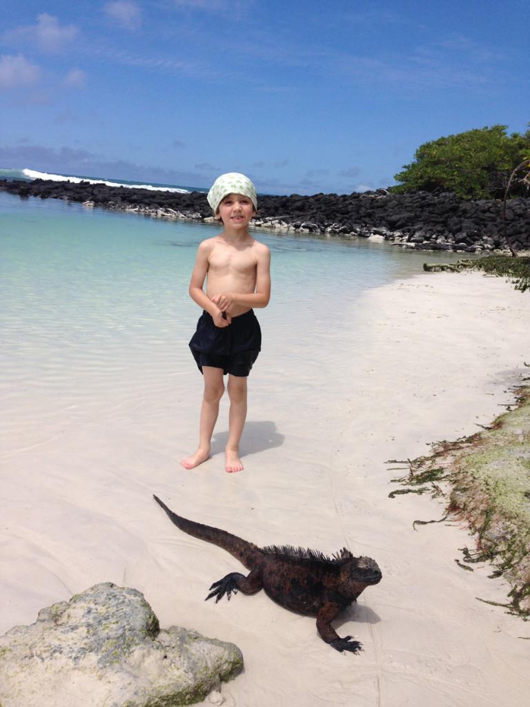 Galapagos Naud 21