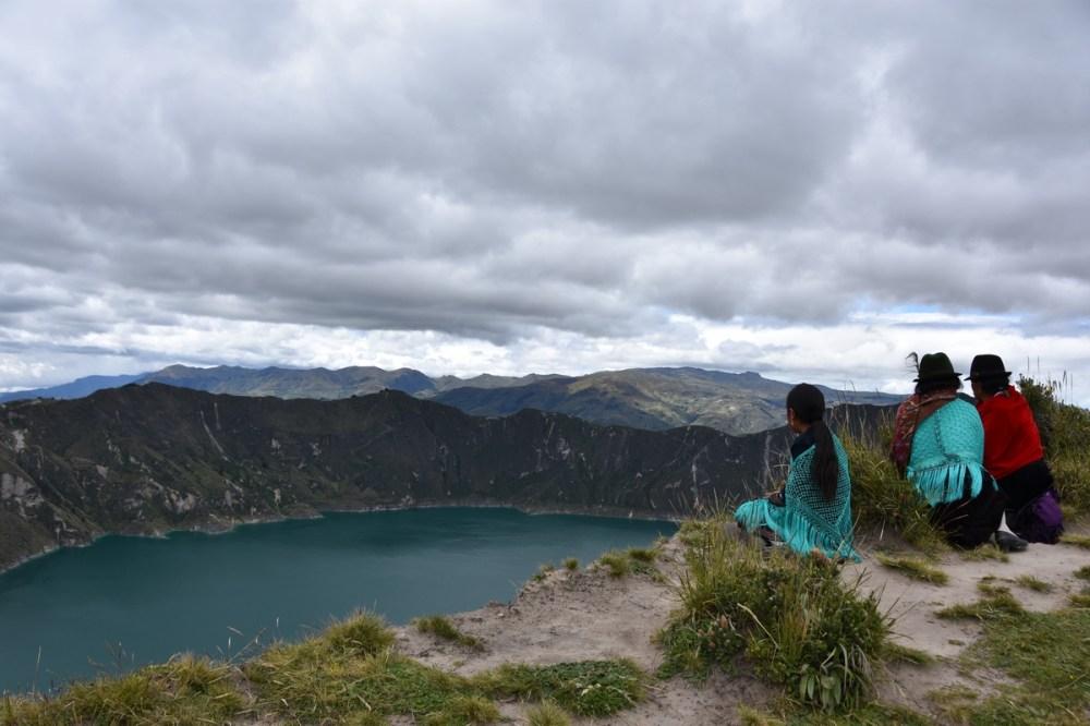 Lagune de Quilotoa Tardivel 1