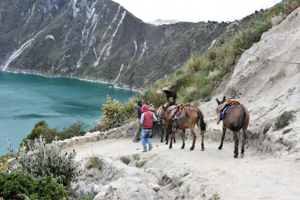 Lagune de Quilotoa Tardivel 2