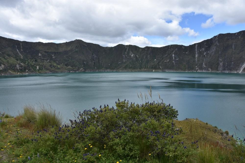 Lagune de Quilotoa Tardivel 4
