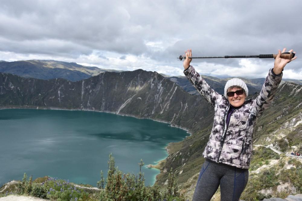 Lagune de Quilotoa Tardivel 5
