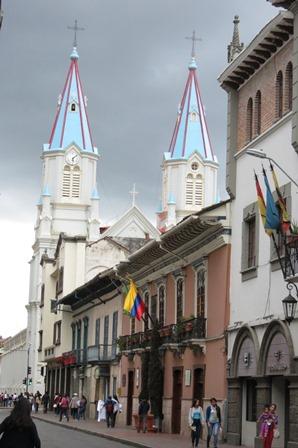 Cuenca - Laurence et Patrice