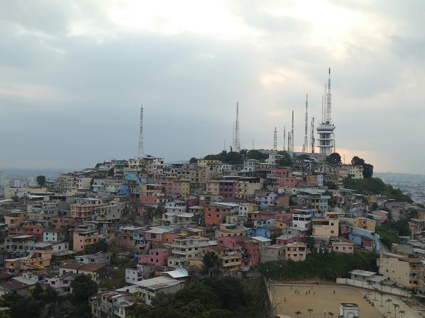Guayaquil 2 - Basuyau