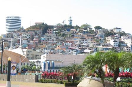 Guayaquil - Laurence et Patrice