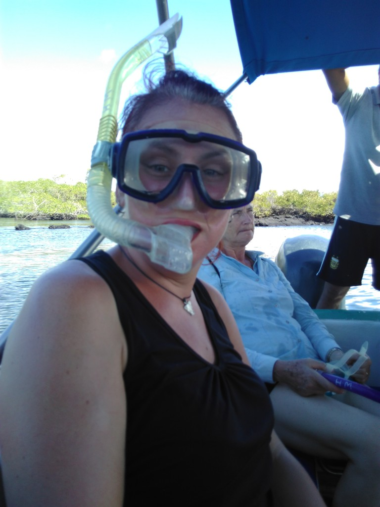 Mélanie Thiess - Snorkeling
