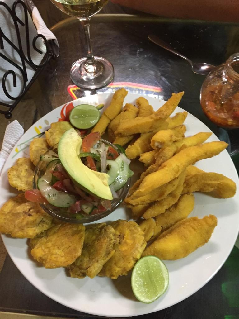 20170511 1445 Guayaquil - Picanteria La cualata