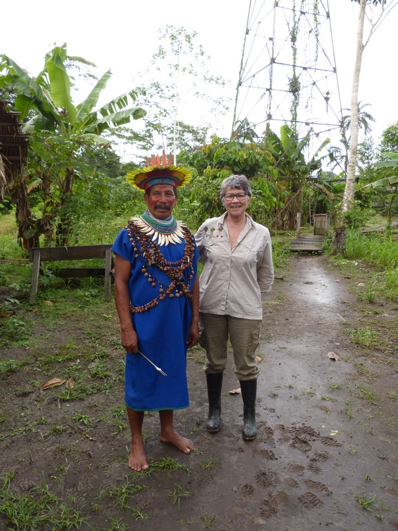 Amazonie 5 - Françoise Pineau