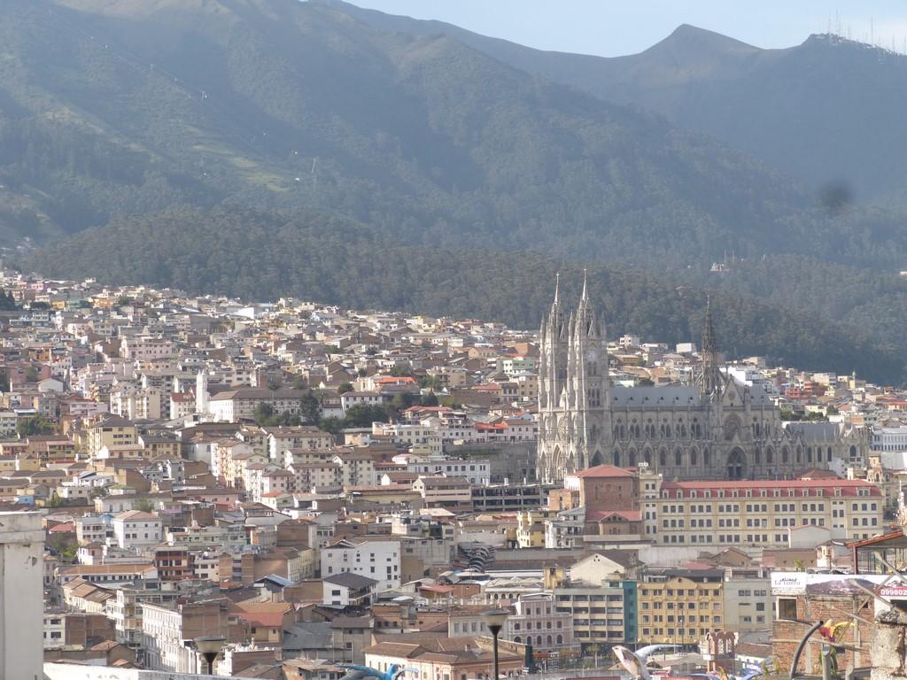 Quito - Françoise Pineau