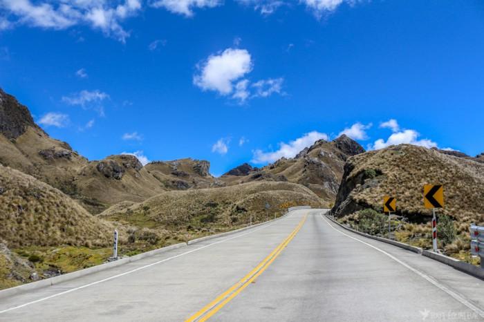 Route - Tout Equateur