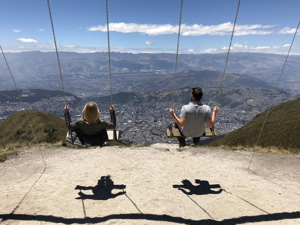 12. Quito - TeleferiQo