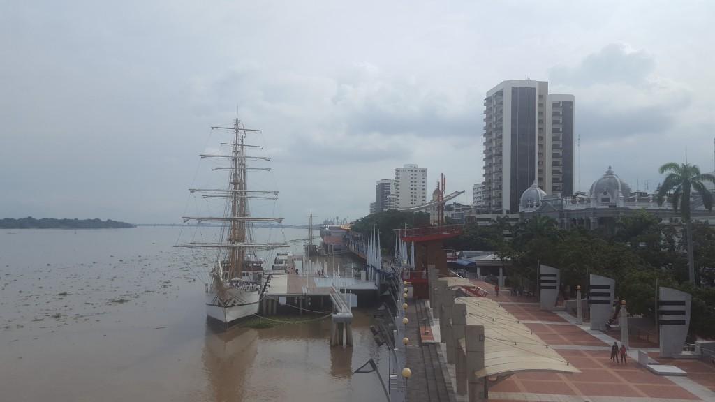 guayaquil port