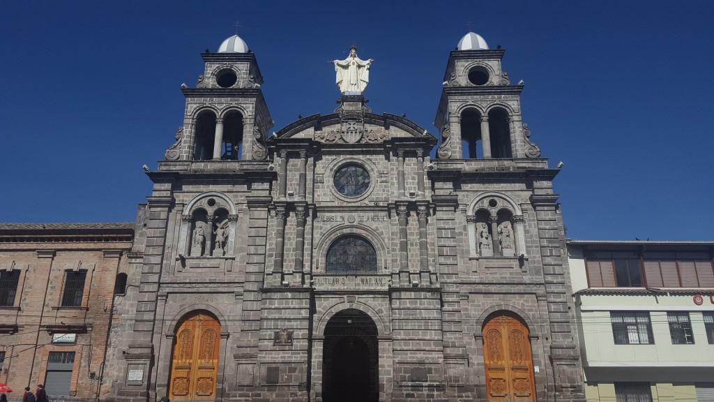 iglesia ibarra