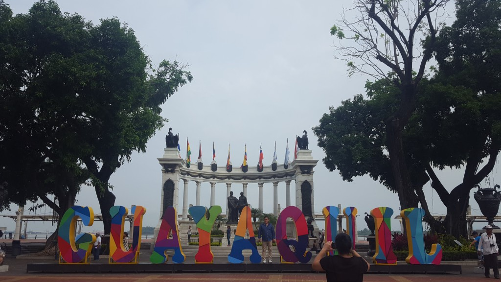letras guayaquil