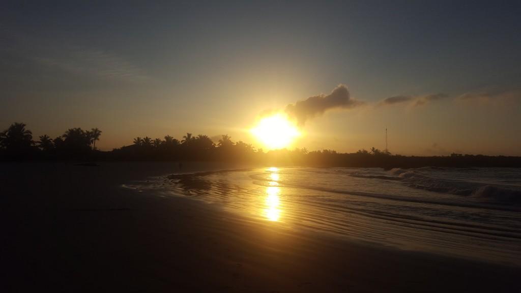 lever de soleil isabela