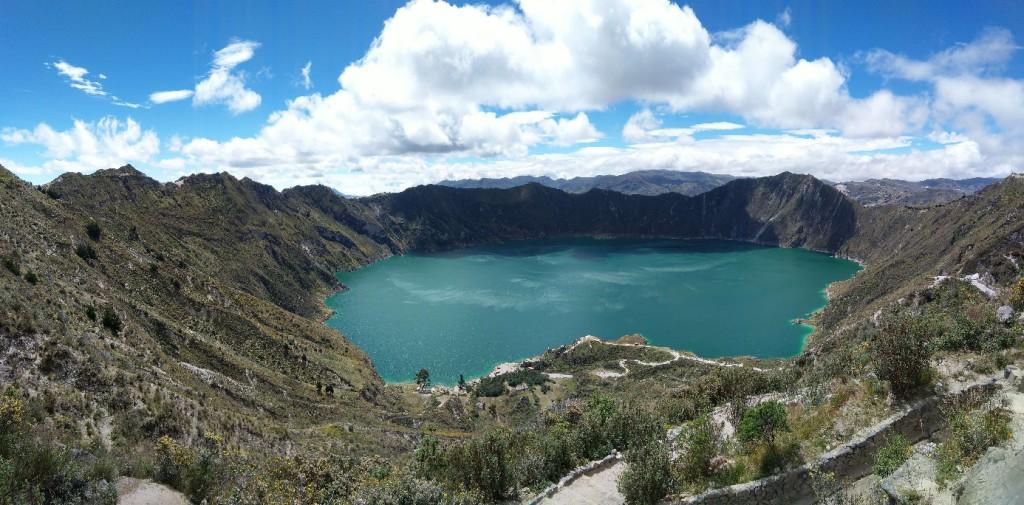 24 lagune Quilotoa
