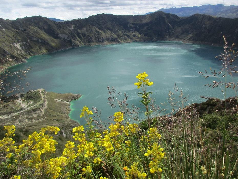 27 lagune quilotoa