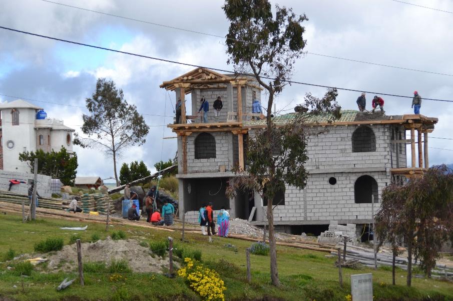 28 hotel Quilotoa