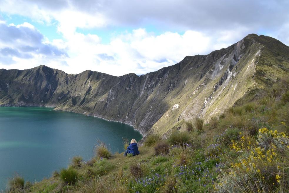 30 cratere quilotoa